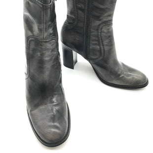 Primary Photo - BRAND: NINE WEST STYLE: BOOTS ANKLE COLOR: GREY SIZE: 9 SKU: 262-26275-67012GENTLE WEAR - AS IS