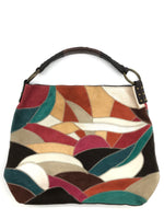 Primary Photo - BRAND: LUCKY BRAND <BR>STYLE: HANDBAG <BR>COLOR: MULTI <BR>SIZE: SMALL <BR>SKU: 262-26275-64209<BR>GENTLE WEAR ON CORNERS<BR>AS IS