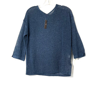 Primary Photo - BRAND: J JILL STYLE: TOP LONG SLEEVE COLOR: BLUESIZE: S SKU: 262-26275-7437255% LINEN