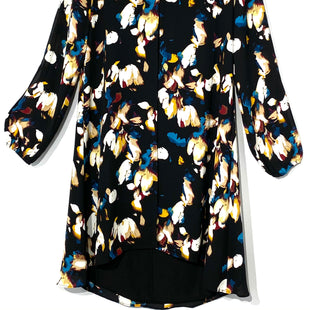 Primary Photo - BRAND: WHITE HOUSE BLACK MARKET STYLE: DRESS SHORT LONG SLEEVE COLOR: FLORAL SIZE: S /4SKU: 262-26275-67482