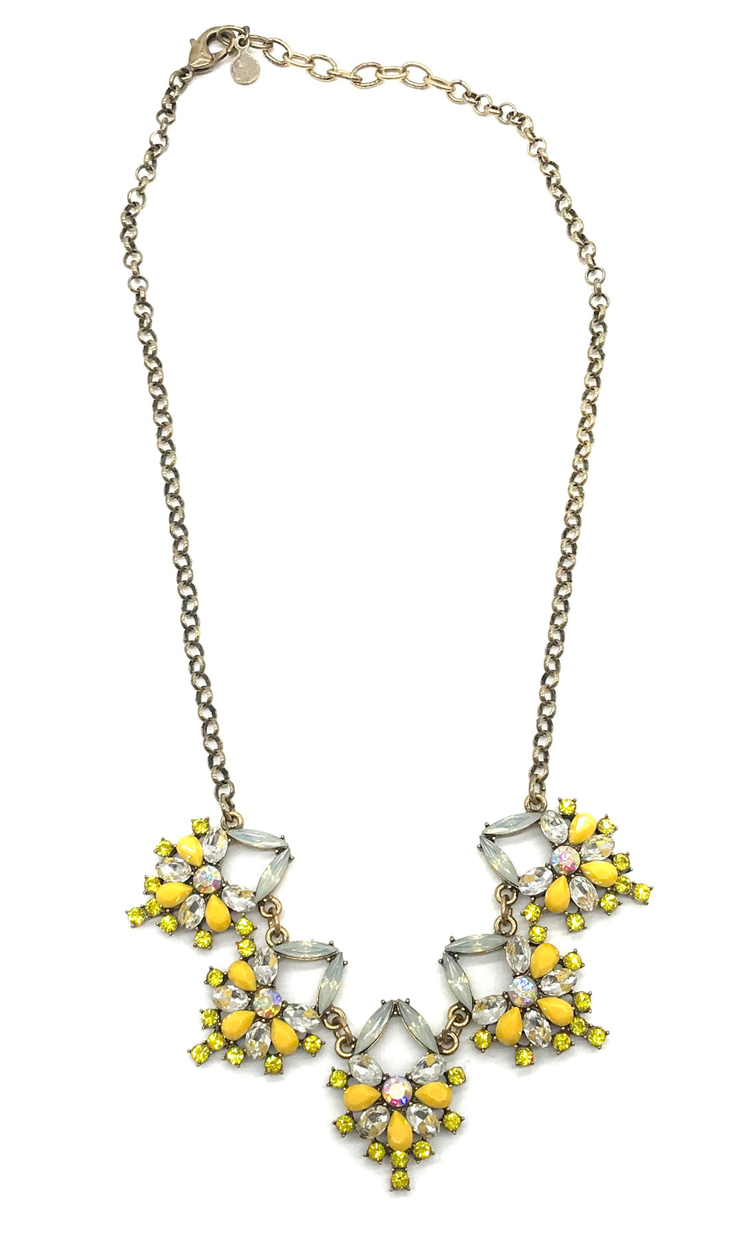 "Primary Photo - BRAND: ANN TAYLOR LOFT <BR>STYLE: NECKLACE <BR>COLOR: MULTI <BR>SKU: 262-26275-64677<BR><BR>APPROX. 15.5"" - 18"""