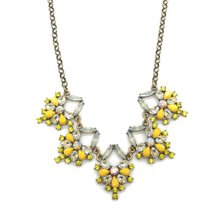 "Primary Photo - BRAND: ANN TAYLOR LOFT STYLE: NECKLACE COLOR: MULTI SKU: 262-26275-64677APPROX. 15.5"" - 18"""