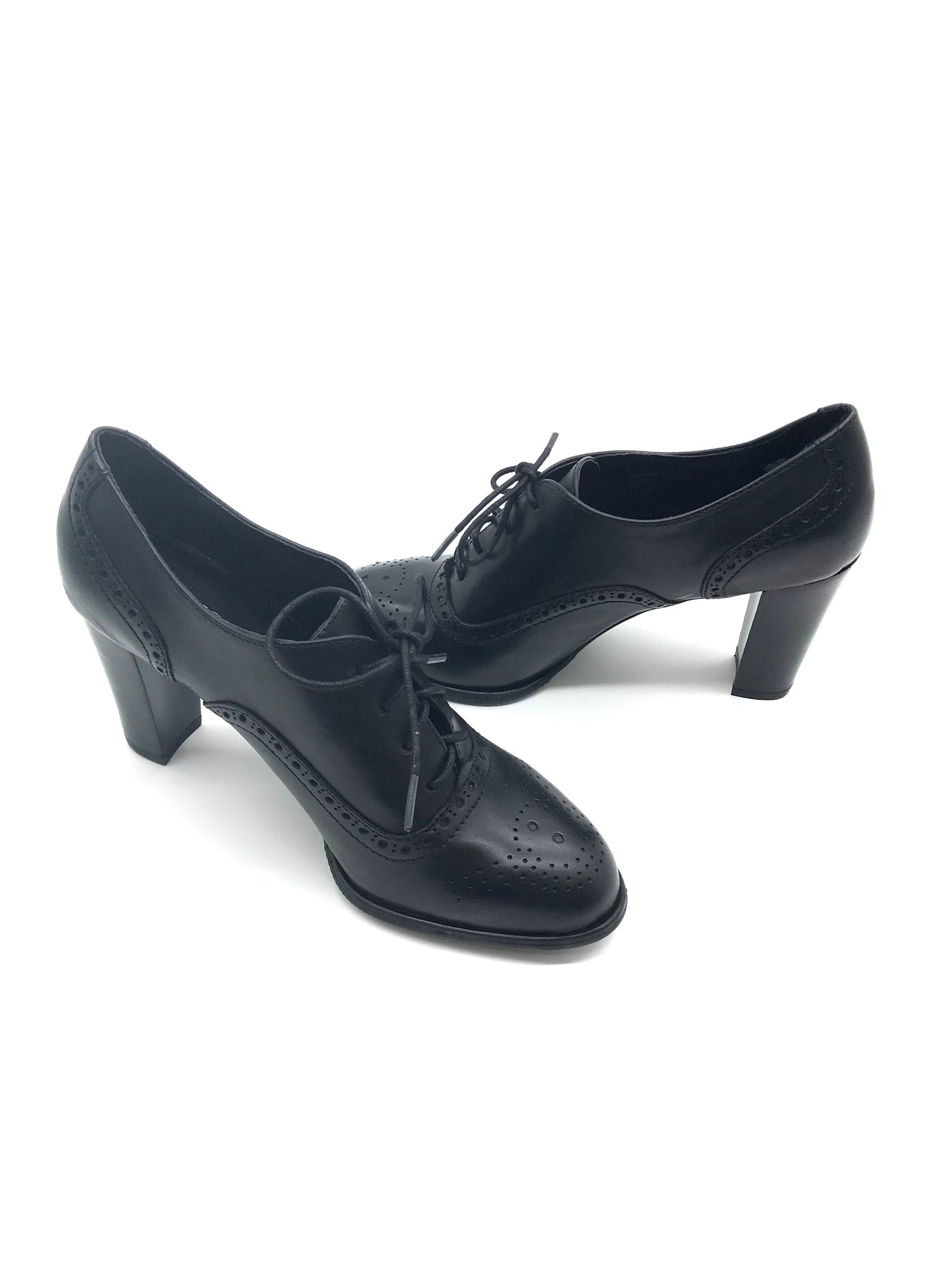 Photo #2 - BRAND: FRANCO SARTO <BR>STYLE: BOOTS ANKLE <BR>COLOR: BLACK <BR>SIZE: 6.5 <BR>SKU: 262-26275-64813<BR>AS IS GOOD CONDITION