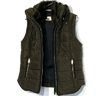 Primary Photo - BRAND: H&M STYLE: VEST COLOR: OLIVE SIZE: M SKU: 262-26241-44868