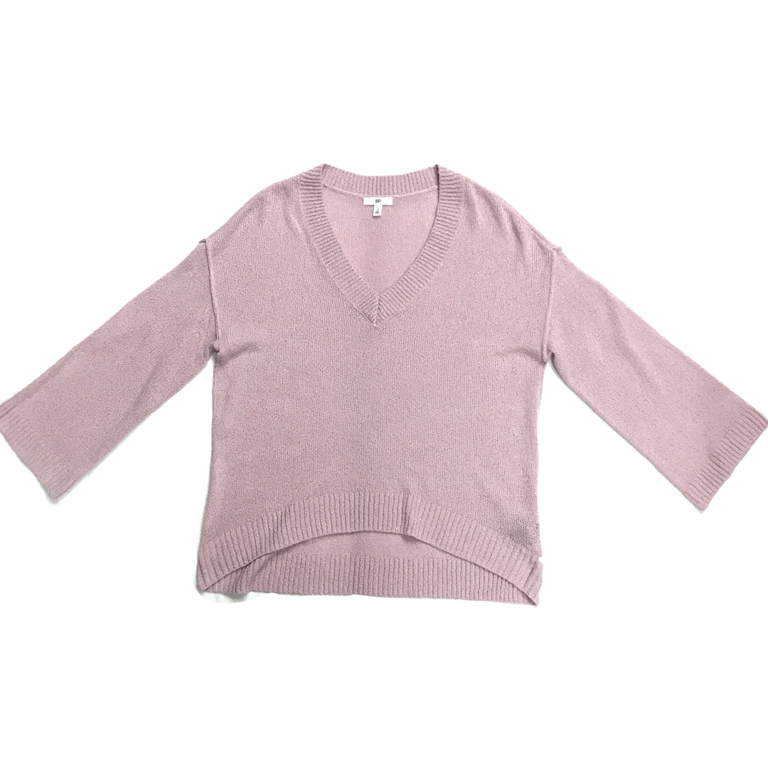 Primary Photo - BRAND: BP <BR>STYLE: SWEATER LIGHTWEIGHT <BR>COLOR: LILAC <BR>SIZE: M <BR>SKU: 262-26275-60844<BR>AS IS