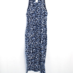 Primary Photo - BRAND: ANN TAYLOR LOFT O STYLE: DRESS SHORT SLEEVELESS COLOR: BLUE WHITE SIZE: S SKU: 262-26275-59724