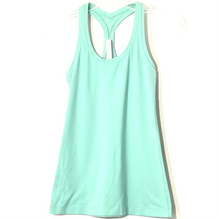 Primary Photo - BRAND: LULULEMON STYLE: ATHLETIC TANK TOP COLOR: MINT SIZE: 4 SKU: 262-26241-46372DESIGNER FINAL