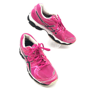Primary Photo - BRAND: ASICS STYLE: SHOES ATHLETIC COLOR: HOT PINK SIZE: 7.5 SKU: 262-26275-76481GENTLE WEAR - AS IS