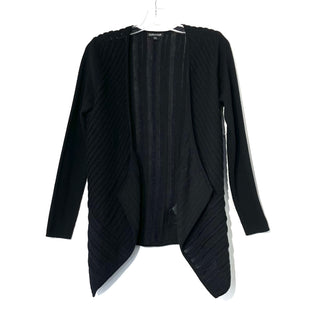 Primary Photo - BRAND: EILEEN FISHER STYLE: SWEATER CARDIGAN LIGHTWEIGHT COLOR: BLACK SIZE: S SKU: 262-26275-74366