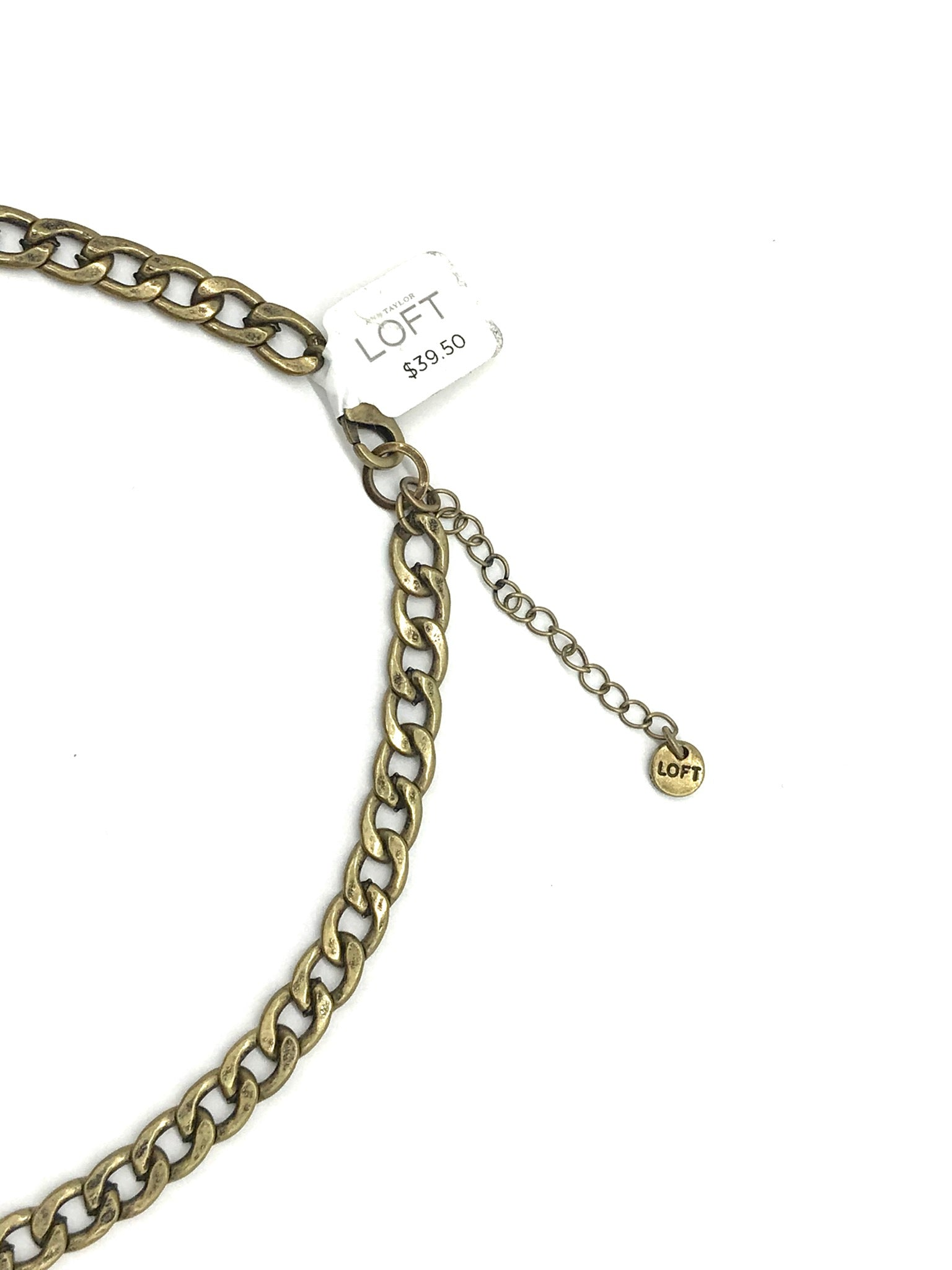 Photo #2 - BRAND:  ANN TAYLOR LOFT<BR>STYLE: NECKLACE <BR>COLOR: MULTI <BR>SKU: 262-262101-1138<BR>AS IS