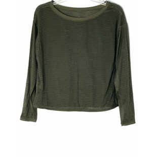 Primary Photo - BRAND: LULULEMON STYLE: ATHLETIC TOP COLOR: OLIVE SIZE: S /6OTHER INFO:SKU: 262-26241-47355SIZE TAG MISSING AS IS NO GUARANTEES OF FIT