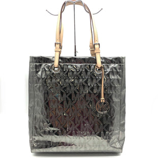 Primary Photo - BRAND: MICHAEL KORS STYLE: HANDBAG DESIGNER COLOR: METALLIC SIZE: LARGE SKU: 262-26211-143857GENTLEST WEAR ON HARDWARE (SEE PICS)