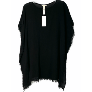 Primary Photo - BRAND: EILEEN FISHER STYLE: COVERUPCOLOR: BLACK SIZE: L SKU: 262-26211-145103SHEER
