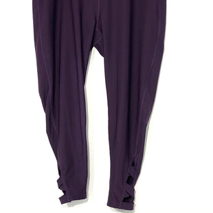 Primary Photo - BRAND: APANA STYLE: ATHLETIC PANTS COLOR: PURPLE SIZE: 2X SKU: 262-26241-427912% SPANDEX