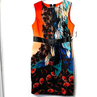 Primary Photo - BRAND: BISOU BISOU STYLE: DRESS SHORT SLEEVELESS COLOR: MULTI SIZE: 1X SKU: 262-26275-73990