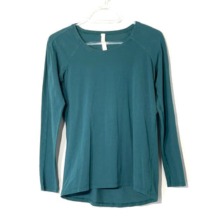 Primary Photo - BRAND: LULULEMON STYLE: ATHLETIC TOP COLOR: GREENSIZE: 2 SKU: 262-26275-74274DESIGNER FINAL GENTLEST WEAR AS IS