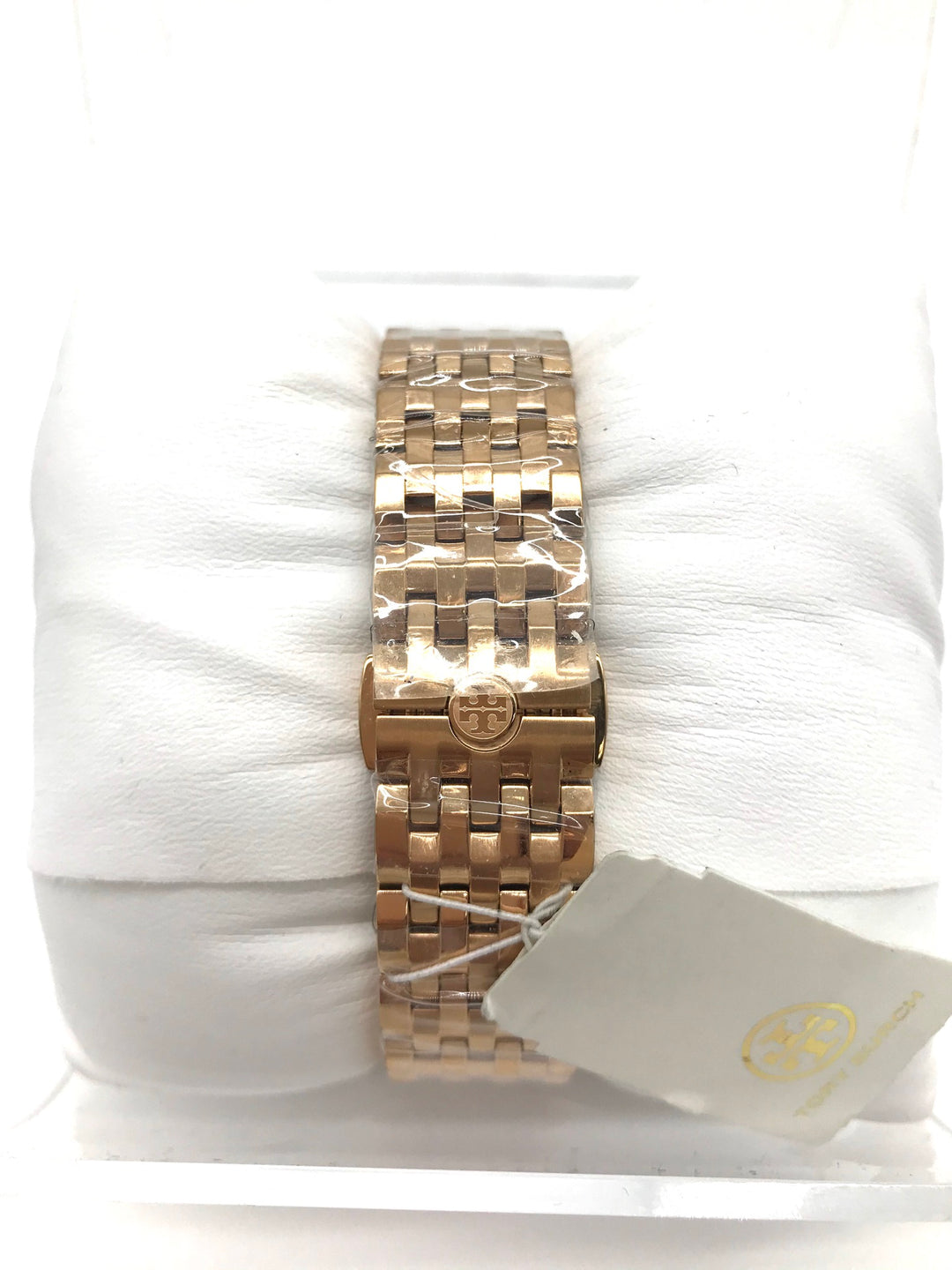 Photo #2 - BRAND: TORY BURCH <BR>STYLE: WATCH <BR>COLOR: GOLD <BR>SKU: 262-262100-172<BR>IN NEW AND WORKING CONDITION <BR>DESIGNER BRAND - FINAL SALE
