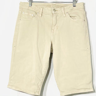Primary Photo - BRAND: JAG STYLE: SHORTS COLOR: BEIGE SIZE: 8 SKU: 262-26275-74623INSEAM 13""