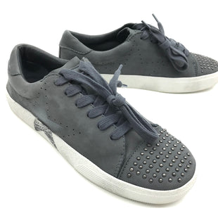 Primary Photo - BRAND: MERCER EDITSTYLE: SHOES ATHLETIC COLOR: GREY WHITE SIZE: 5.5 SKU: 262-26275-66665GENTLE WEAR - AS IS