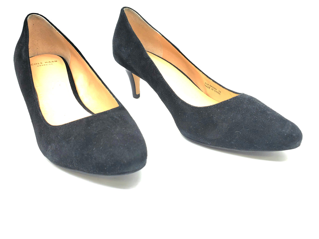 Photo #2 - BRAND: COLE-HAAN <BR>STYLE: SHOES LOW HEEL <BR>COLOR: BLACK <BR>SIZE: 7 <BR>SKU: 262-26275-65924<BR>AS IS<BR>