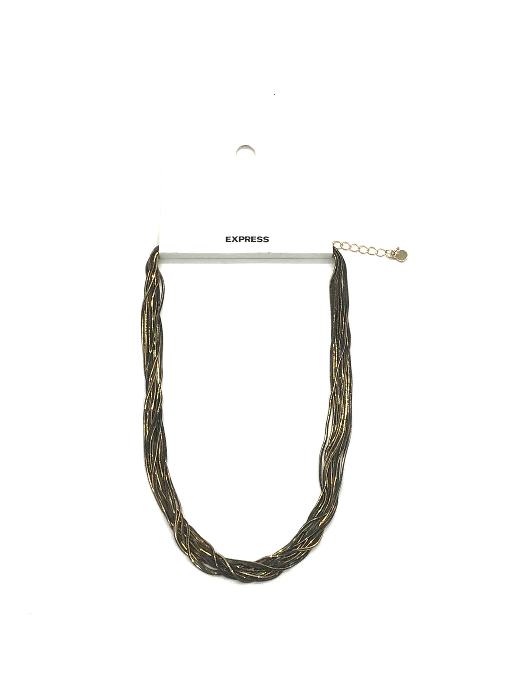 Primary Photo - BRAND:  EXPRESS<BR>STYLE: NECKLACE <BR>COLOR: MULTI <BR>SKU: 262-26275-73024<BR>AS IS
