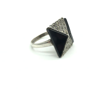Primary Photo - BRAND:  NO BRANDSTYLE: RING COLOR: STERLING SILVER SIZE: 7.5SKU: 262-26275-75683AS IS