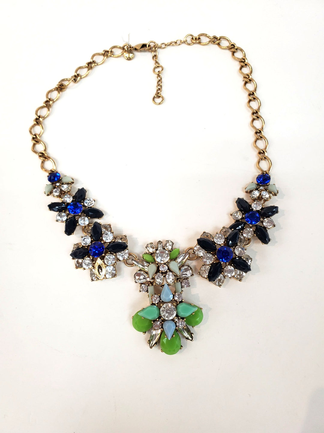 Primary Photo - BRAND: J CREW <BR>STYLE: NECKLACE <BR>SKU: 262-26211-138747<BR>AS IS ONE MISSING STONE
