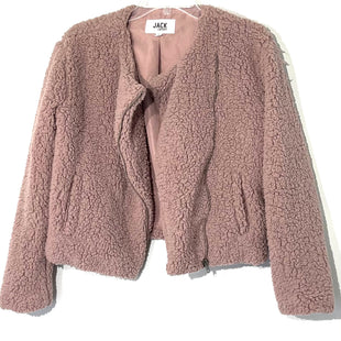Primary Photo - BRAND: JACK BY BB DAKOTA STYLE: FLEECECOLOR: DUSTY PINK SIZE: S SKU: 262-262100-343GENTLEST PILLING AS ISSOFT!
