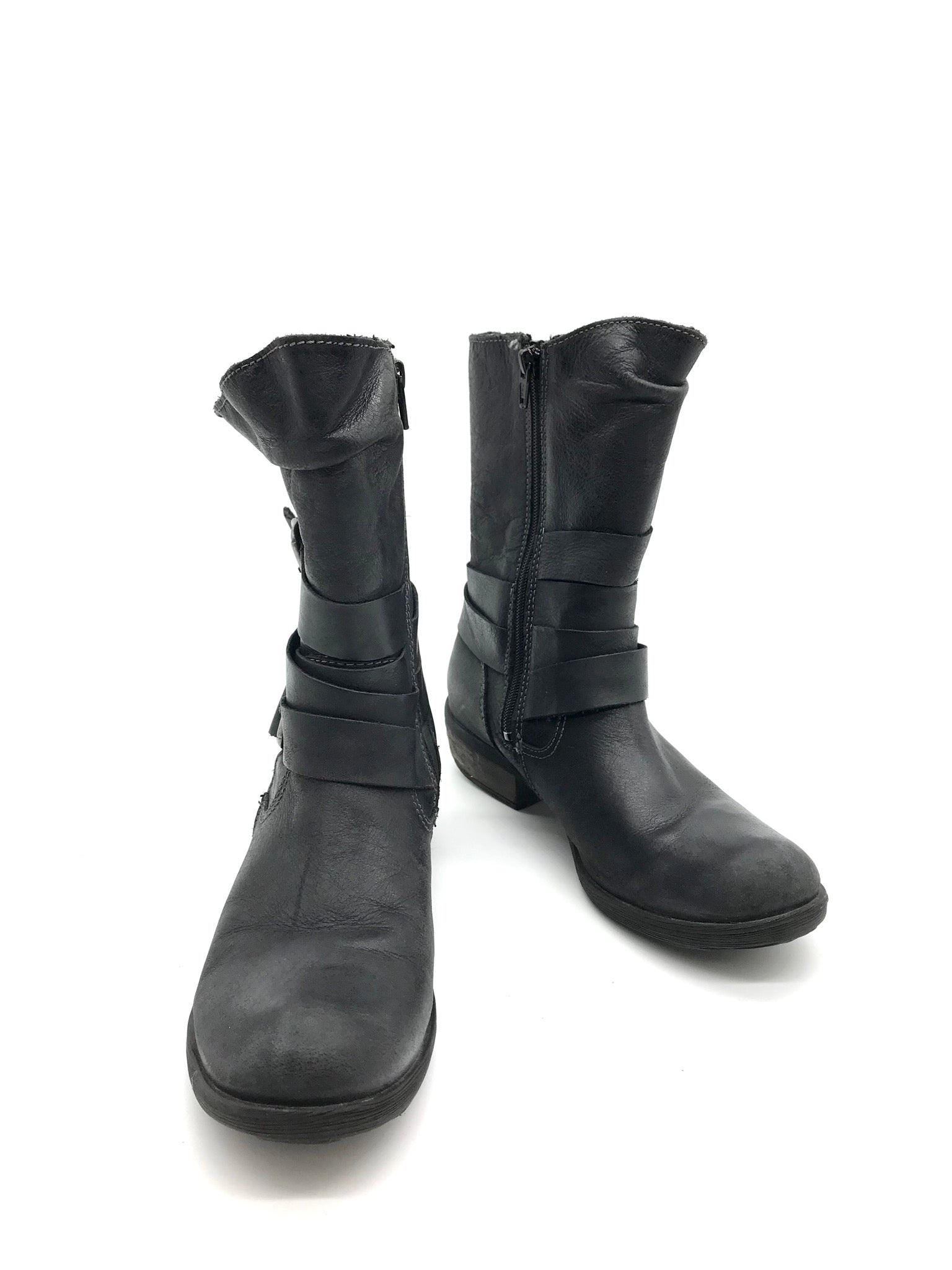 Primary Photo - BRAND: BOC <BR>STYLE: BOOTS ANKLE <BR>COLOR: BLACK <BR>SIZE: 7 <BR>SKU: 262-26275-69243<BR>AS IS
