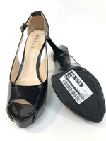Photo #2 - BRAND: GUESS <BR>STYLE: SANDALS HIGH <BR>COLOR: BLACK <BR>SIZE: 8.5 <BR>SKU: 262-26211-138877<BR>LIKE NEW CONDITION <BR>AS IS