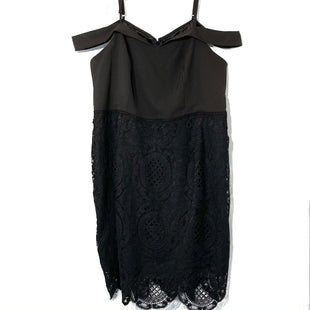 Primary Photo - BRAND: CITY CHIC STYLE: DRESS SHORT SLEEVELESS COLOR: BLACK SIZE: 22SKU: 262-262101-1723