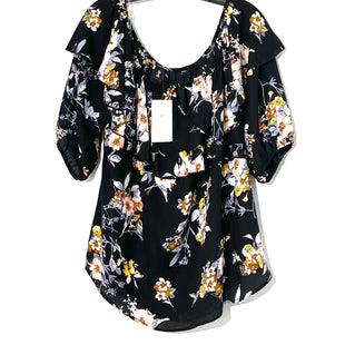 Primary Photo - BRAND:    LILIANSTYLE: TOP SHORT SLEEVE COLOR: FLORAL SIZE: 2X OTHER INFO: LILIAN - SKU: 262-26275-64754
