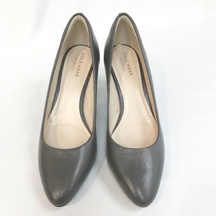 Primary Photo - BRAND: COLE-HAAN O STYLE: SHOES LOWCOLOR: GREY SIZE: 6 SKU: 262-26211-136674AS IS