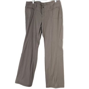 Primary Photo - BRAND: ATHLETA STYLE: ATHLETIC PANTS COLOR: TAUPESIZE: 12 SKU: 262-26241-46259ACTUAL COLOR MORE GREY THAN PHOTOS SHOW AS IS
