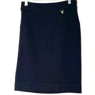 Primary Photo - BRAND: TORY BURCH STYLE: SKIRT COLOR: NAVY SIZE: XS SKU: 262-26275-77645