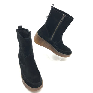 Primary Photo - BRAND: COUGARSTYLE: BOOTS ANKLE COLOR: BLACK SIZE: 7 SKU: 262-26275-74809IN GOOD SHAPE AND CONDITION