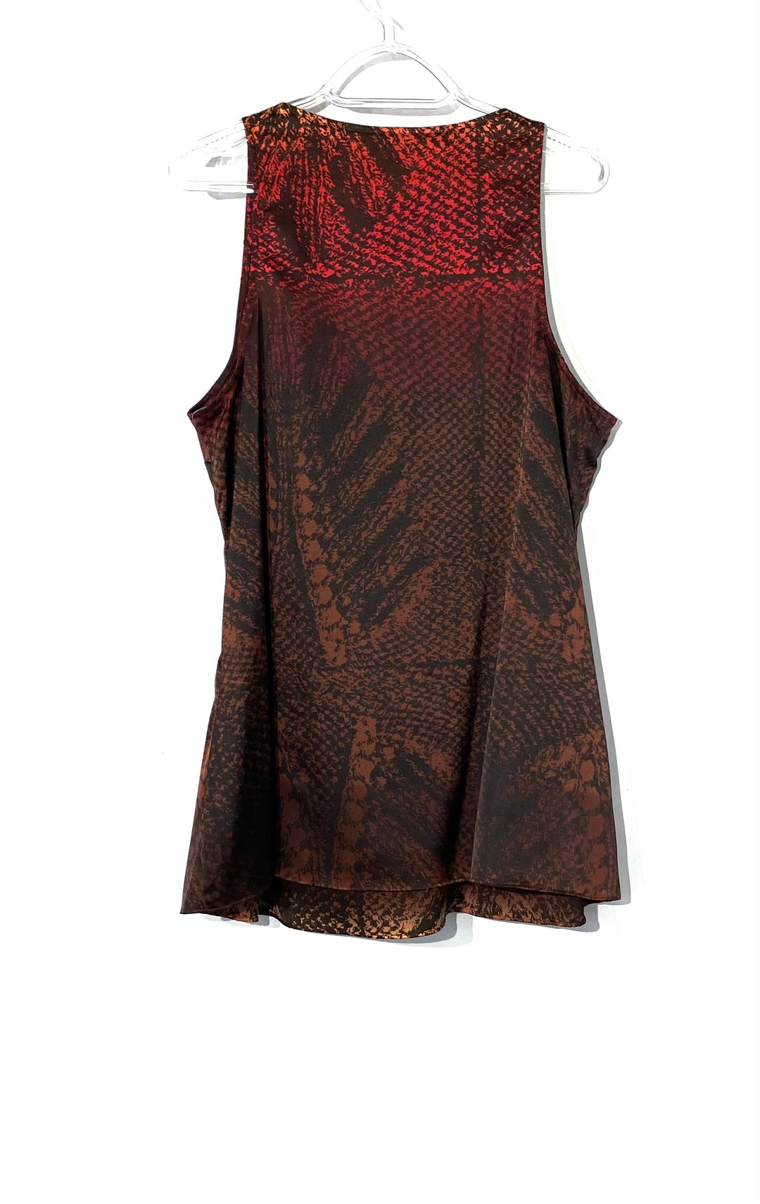 Photo #1 - BRAND: CALVIN KLEIN <BR>STYLE: TOP SLEEVELESS <BR>COLOR: MULTI <BR>SIZE: L <BR>SKU: 262-26275-71958