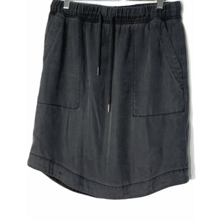 Primary Photo - BRAND: ANTHROPOLOGIE STYLE: SKIRT COLOR: GREY SIZE: S SKU: 262-262101-3062