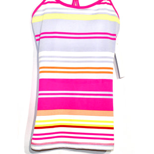 Primary Photo - BRAND: LULULEMON STYLE: ATHLETIC TANK TOP COLOR: STRIPED SIZE: 6 SKU: 262-26275-62463SIZE TAG MISSING AS DESIGNER FINAL GENTLE WEAR AS IS