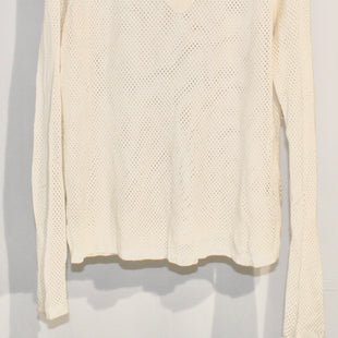 Primary Photo - BRAND: RAG & BONES KNITSTYLE: TOP LONG SLEEVE COLOR: CREAM SIZE: L SKU: 262-26211-138985