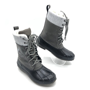 Primary Photo - BRAND:  ARCTIC SHIELDSTYLE: BOOTS ANKLE COLOR: GREY SIZE: 8 SKU: 262-26241-44966IN GREAT SHAPE AND CONDITION