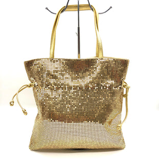Primary Photo - BRAND: FRANCHI STYLE: HANDBAG COLOR: GOLD SIZE: SMALL SKU: 262-26211-143856GENTLEST WEAR (SEE PICS)