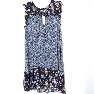 Primary Photo - BRAND: ANN TAYLOR LOFT STYLE: DRESS SHORT SLEEVELESS COLOR: FLORAL SIZE: XL SKU: 262-262101-1491