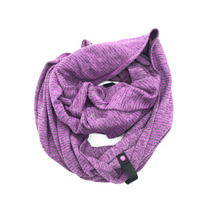 "Primary Photo - BRAND: LULULEMON STYLE: SCARF COLOR: PURPLE SKU: 262-26275-75271APPROX. 28.5"" X 28.5"""