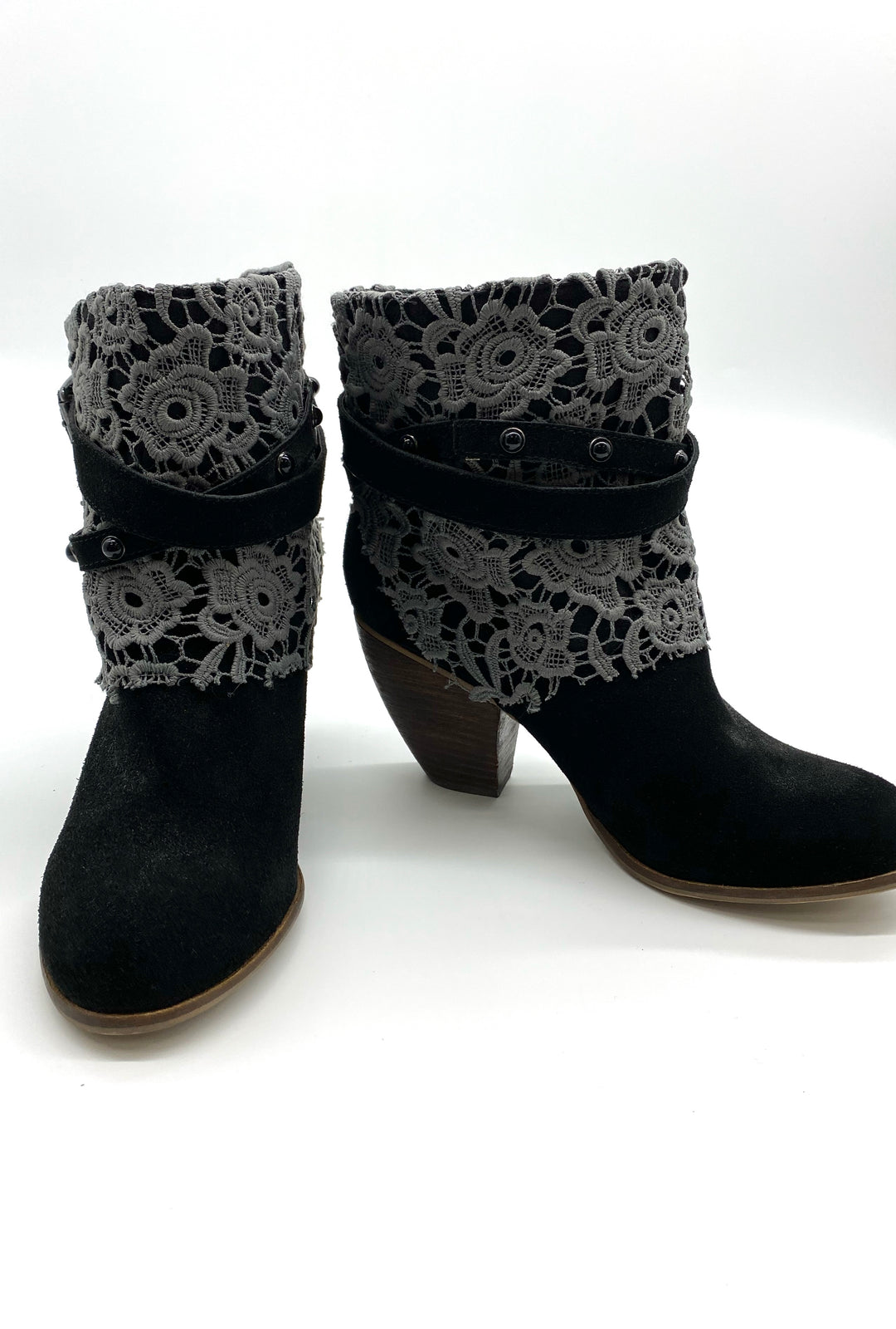 Primary Photo - BRAND: NAUGHTY MONKEY <BR>STYLE: BOOTS ANKLE <BR>COLOR: BLACK <BR>SIZE: 8 <BR>SKU: 262-26275-59177