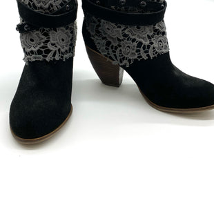 Primary Photo - BRAND: NAUGHTY MONKEY STYLE: BOOTS ANKLE COLOR: BLACK SIZE: 8 SKU: 262-26275-59177