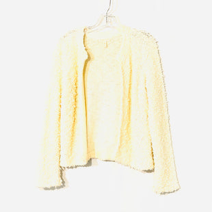 Primary Photo - BRAND: EILEEN FISHER STYLE: SWEATER CARDIGAN LIGHTWEIGHT COLOR: CREAM SIZE: M SKU: 262-26275-73853