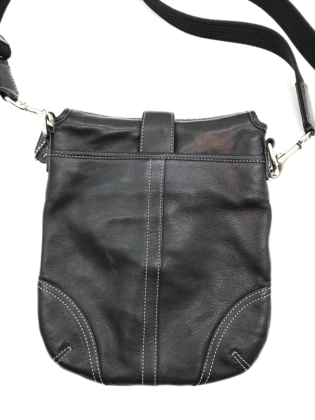 Photo #2 - BRAND: COACH <BR>STYLE: HANDBAG DESIGNER <BR>COLOR: BLACK <BR>SIZE: SMALL <BR>SKU: 262-26241-42607<BR>GENTLE WEAR - AS IS