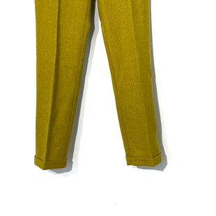 "Primary Photo - BRAND:    CARTONNIERSTYLE: PANTS COLOR: MUSTARD SIZE: 6OTHER INFO: CARTONIER - SKU: 262-26275-72078WAIST 30""100% WOOL"