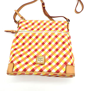 Primary Photo - BRAND: DOONEY AND BOURKE STYLE: HANDBAG DESIGNER COLOR: CHECKED SIZE: SMALL SKU: 262-262100-79AS IS DESIGNER ITEM FINAL SALE